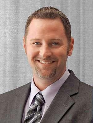 Travis Sanders: Insurance Agent